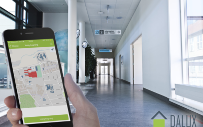 Danish hospitals gets optimized for DKK 7 billions after use of Dalux
