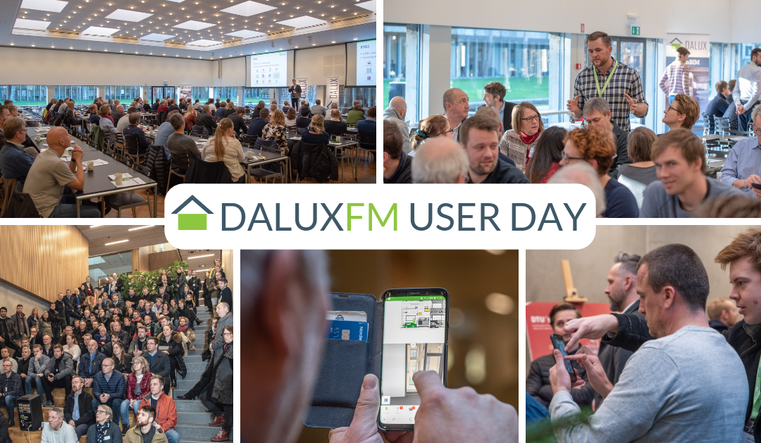 100+ attended DaluxFM User Day
