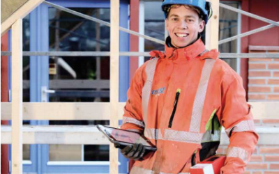 Statsbygg uses Dalux for paperless construction