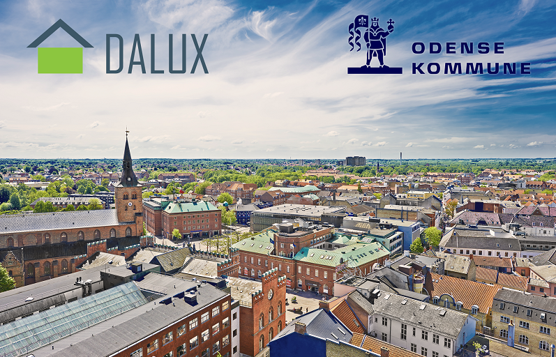 Odense Municipality chooses Facility Management-system from Dalux