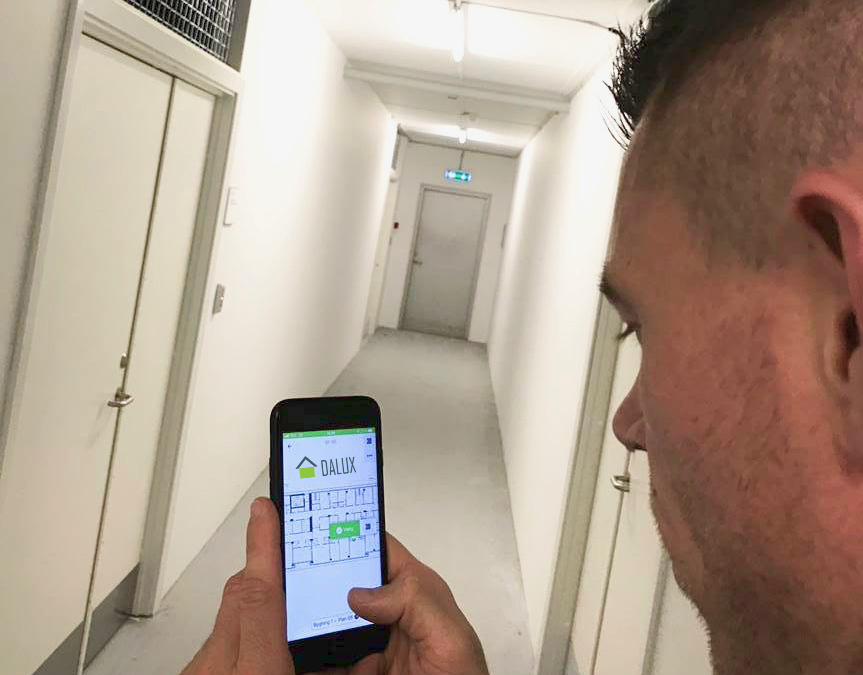 Siemens uses Dalux at Regional Hospital Viborg