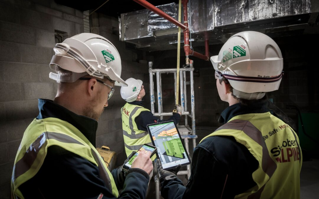 Sir Robert McAlpine UK implements Dalux BIM across all projects