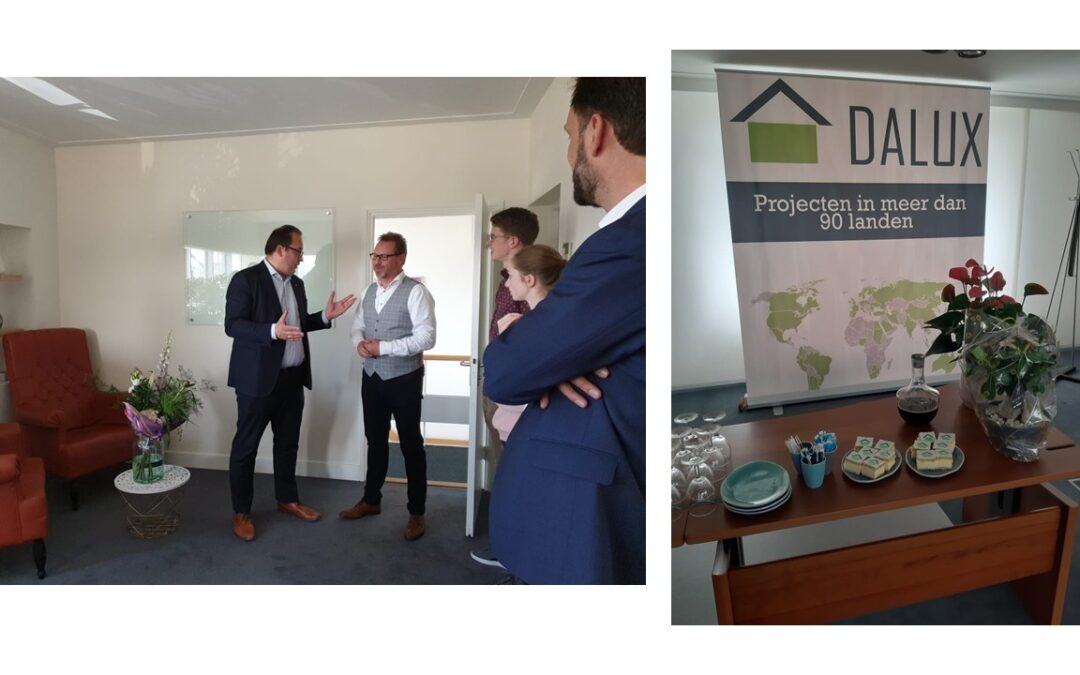 Dalux has opened a new office in the Netherlands