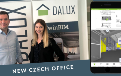 New Dalux office in Czech