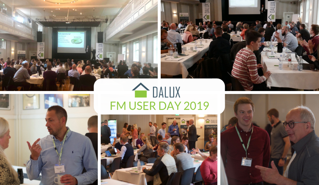 Dalux FM User Day 2019 in the new office in Vejle