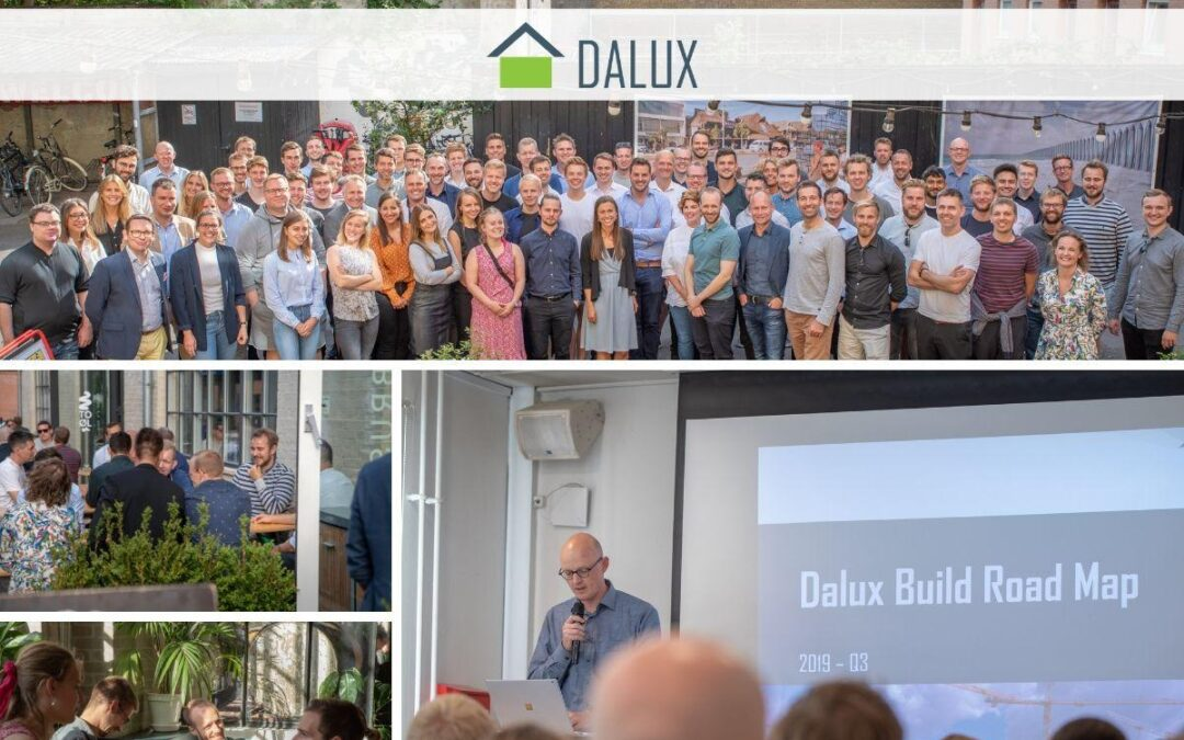 Dalux has reached 100 employee milestone