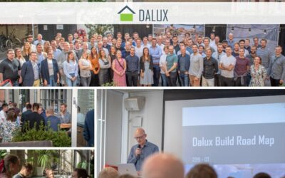 Dalux reached 100 employee milestone
