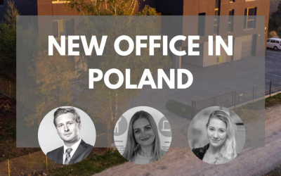 Dalux announces the opening of a new office in Warsaw