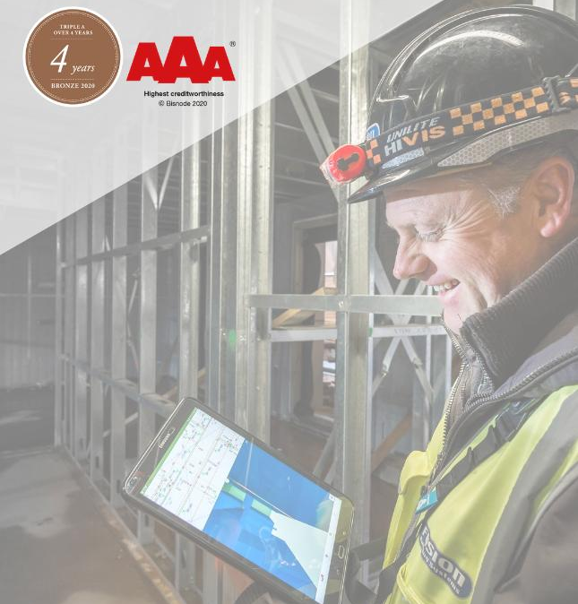 Dalux awarded with AAA-credit rating for the 4th year in the row