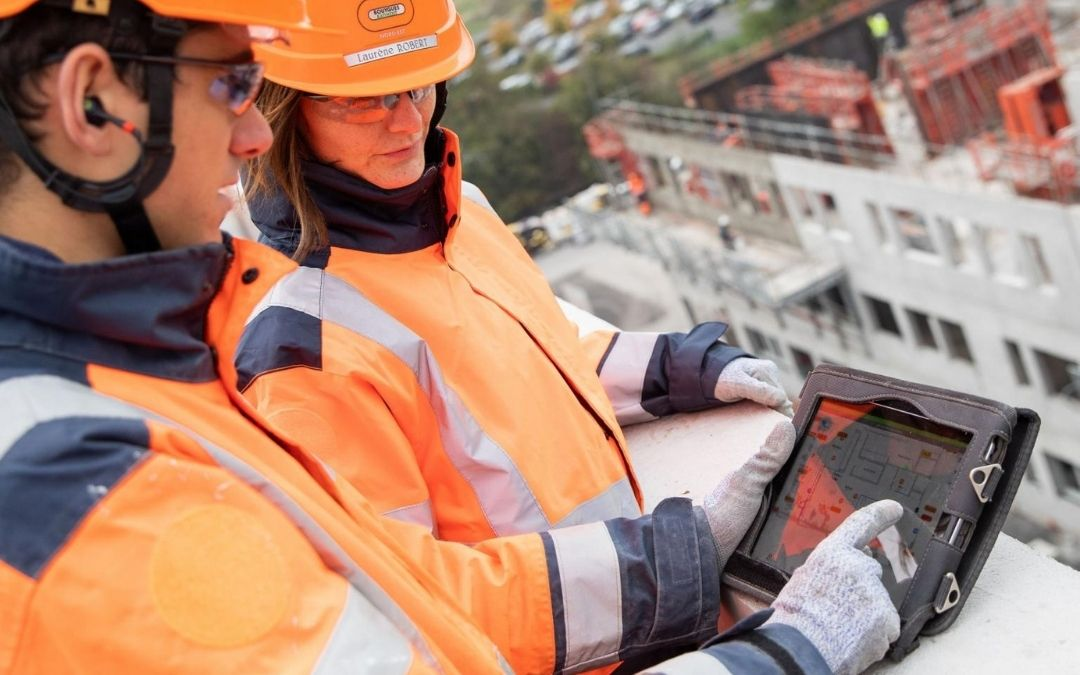 Bouygues uses Dalux on a large project in France