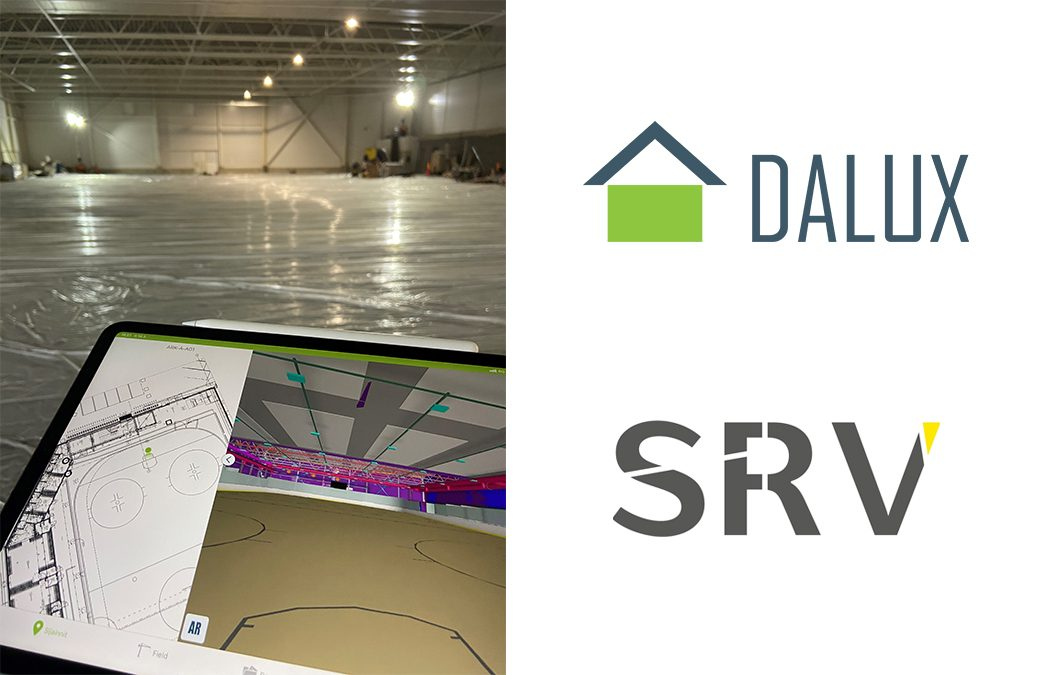 SRV uses Dalux on a large project in Finland